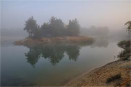 Осенний островок / Утро 25 октября.