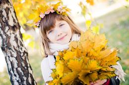осень 2015 / Осенний портрет