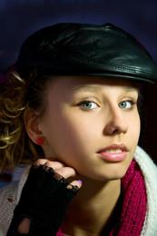 Ника / Портрет девушки. Севастополь.