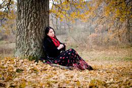 Марфа / Осенний портрет