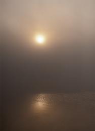Утро туманное II / утречко