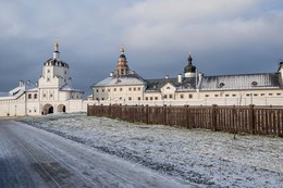 Свияжск / Свияжский монастырь в Остров-граде