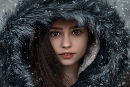 Snowy / https://vk.com/begmadima