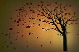 Неочевидная связь / Осеннее