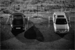Неочевидная связь / Парковка под окном