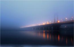 Без названия / Южный мост, туман