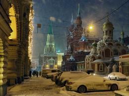 На Никольской / Москва