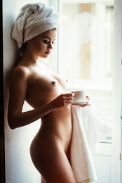 Morning tea /