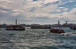 Венецианская лагуна / Италия