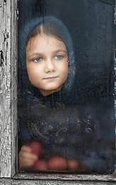 За окном / Ожидание пасхи
