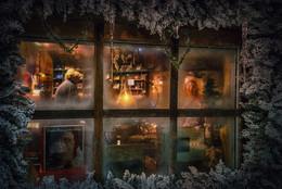 Рождественская сказка / Снято в Санта-парке, Финская Лапландия, Северный полярный круг, городок Рованиеми. Лучше смотреть под музыку  http://www.youtube.com/watch?v=2CwudN-2X4A