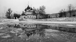 Вот такая зима / Ярославль