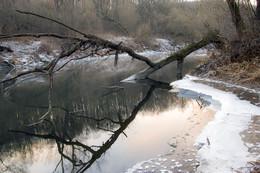 Река... / Рассветные отражения