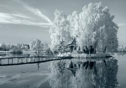 Белым-бело / Старый Солотвин
