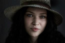 Оксана / роматический образ девушки