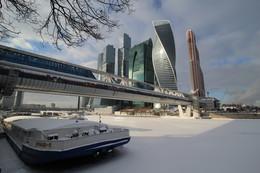 Без названия / Морозная Москва