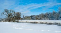 Зима в Простоквашино / Новый Двор (Новы Двор) в Минске.