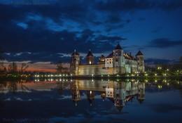замок Радзивиллов в Мире / Луч света в темном WEBe Photo by www Sergey-Nik-Melnik , Fotosfera-Minsk