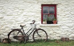 """Без названия / Ich war unterwegs in der Grafschaft Kerry auf der Insel Irland. Für mich """"LANDLEBEN PUR"""". Hier ist irgendwie die Zeit stehen geblieben, toll."""