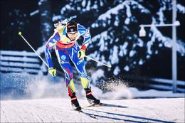 Мартен Фуркад / В январе 2016 года впервые побывал на этапе Кубка мира по биатлону в итальянской Антерсельве. Объемный репортаж с мужского спринта можно посмотреть пройдя по ссылке - http://viktardzerkach.livejournal.com/43316.html
