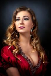 Портрет молодой женщины...5. / ***