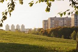 Вечер в парке / Парк Павлова, Минск