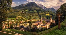 Вспоминая Берхтесгаден / Альпы, Берхтесгаден, Верхняя Бавария. http://www.youtube.com/watch?v=RuWNRHyuzH0