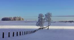 Сибирские просторы / по дороге на Малое море
