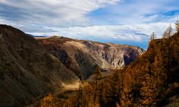 Кату-Ярык / Перевал в Республике Алтай