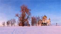 / Белогорский монастырь.Пермский край