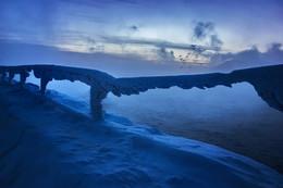 Крылья снежные / Ангара, метель