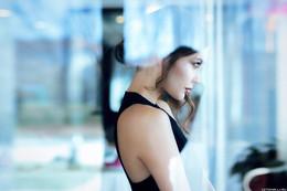 Надя / Надя и съемка через стекло. - http://letohin.livejournal.com/266830.html