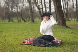 Ранняя весна! / Лошицкий парк, весна, солнце, птицы, новая зеленая трава, настроение зашкаливает:)