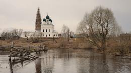 / Село Осенево Ярославской области