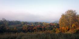 Осеннее утро в Бёхово. / ***