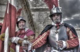Мальтийские рыцари / Мальтийский театрализованный парад - очень впечатлил.