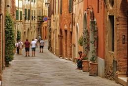 / Montalcino(Toskana)