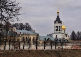 Богородице-Рождественский монастырь. / ***