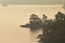 В шведских шхерах / Балтика, Ботнический залив.