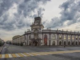 На улицах Казани... / ***