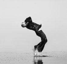 Портрет хореографа / Работа на конкурс (для меня это лучшая работа за последний год) Найдена была совершенно случайно через месяц после съёмки в цифровом пристрелочном матеръяле.