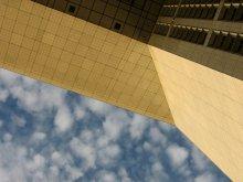 Геометрия совершенства / Арка на площади Дэфанс, Париж