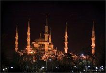Голубая мечеть / Стамьбул