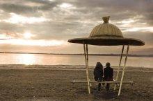 *история одной шляпы* / прогулки по набережной озера Мястро