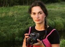 Фотографирование заката... / Евгения...