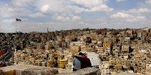 Весна в Аммане / Амман, Иордания: весна, влюбленные, - как всегда и везде:)