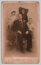 Семейный портретъ / продолжение любимой темы