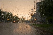 Опять дождь /
