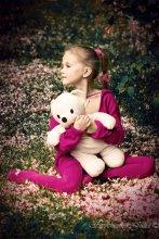 Розовое детство... / хочется сказки...