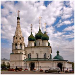 Храм Спаса на Городу / г.Ярославль